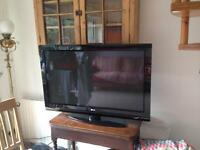 TV 42PG3000 LG Plasma+dvd Sony+antenna 10 meters