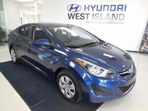 2016 Hyundai Elantra L+ A/C 59$/semaine