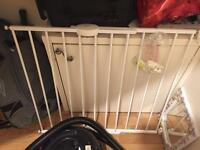 Baby/toddler stair gate