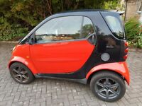 Smart Car 06 plate low mileage