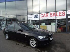 DIESEL !!! 2007 57 BMW 3 SERIES 2.0 320D SE 4D 161 BHP **** GUARANTEED FINANCE **** PART EX WELCOME