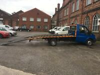 MINT TRANSIT RECOVERY TRUCK FOR SALE NEW LED LIGHTS AND NEW SUPER-WINCH STRAPS READY FOR WORK
