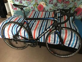 Ridley Fenix carbon bicycle road bike 2018 medium new