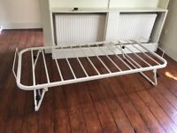 Folding Bed frame in great condition