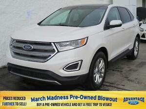 2016 Ford Edge SEL Nav. Moonroof.