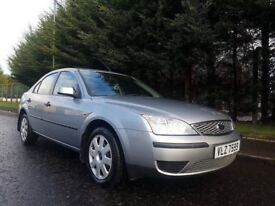 FEBRUARY 2007 FORD MONDEO LX 5DOOR HATCHBACK 2OWNERS FROM NEW EXCELLENT CONDITION MOT -MARCH 2018 -