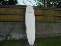 Mini Mal surfboard Hydra Lite 7ft 10 6.2 kg collection only vgc (fins not included)