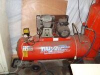 Workshop Air Compressor SOLD