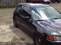 Honda Civic 92 b18b