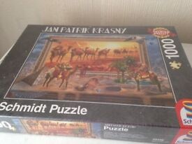 Ann geddess puzzle