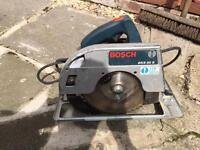 CIRCULAR SAW 110v Bosch GKS 85S