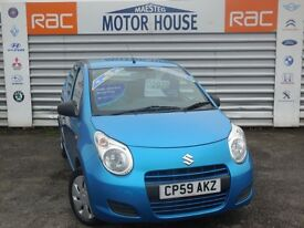 Suzuki Alto SZ3 (£20.00 ROAD TAX) FREE MOT'S AS LONG AS YOU OWN THE CAR!!! (red) 2009