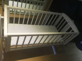 Mothercare cradle