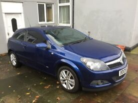 VAUXHALL ASTRA 09 REG 1.6SXI 3D 53K GENUINE 11M MOT CHEAPEST ON NET