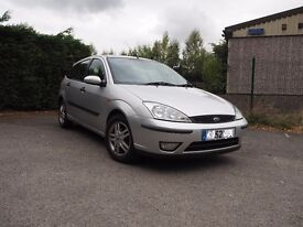 FORD FOCUS 1600 AUTOMATIC
