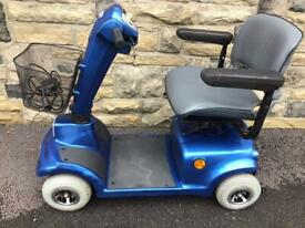 CTM HS 360 MOBILITY SCOOTER,8kph, SPARES OR REPAIRS.