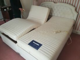 ELECTRIC RECLINING BED