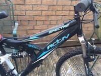 Hardly used bike
