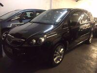 Vauxahall Zafira Automatic 7 Seater Very Good Car