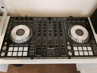 Pioneer DDJ SX2. Magma Case, Deck Saver & laptop stand