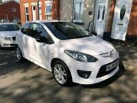 Mazda 2 door sport white