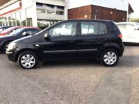 2005 Hyundai Getz 1.3 Manual 5Doors With 12 Month MOT PX Welcome