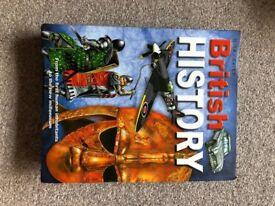 History books (3 books)