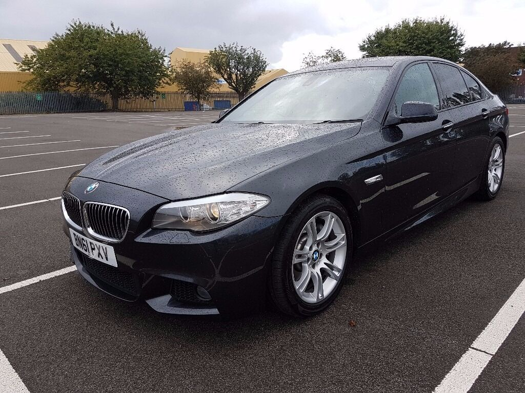 bmw 61 2011 f10 530d m sport 3 0l diesel sophisto grey in essington west midlands gumtree. Black Bedroom Furniture Sets. Home Design Ideas