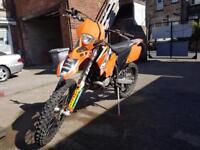 Ktm 200 exc 2004 SWAP For sports bike type
