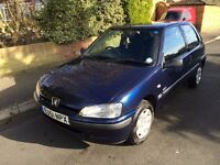 Peugeot 106 12 MONTHS MOT Good Runner