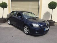 2007 Toyota Avensis 1.8 With Full Service History !!