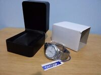 Watch Seiko mans automatic watch Brand new unwanted gift