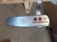 SCOTTY CAMERON STUDIO SELECT FASTBACK NO 1.5 PUTTER