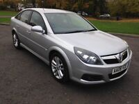 2008 Vauxhall Vectra SRi 1.8 Only 66,000 Miles! MOT November 2017! Drive Away Today!