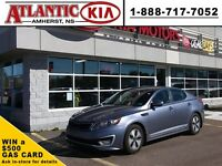 2012 Kia Optima HYBRID low km **** SAVE $15,815
