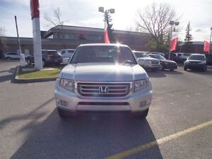 2014 Honda Ridgeline Touring Bluetooth Navigation Sunroof