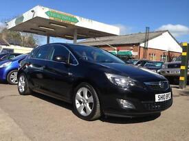 Vauxhall Astra 1.4T 16V SRi [140] 5dr (black) 2010