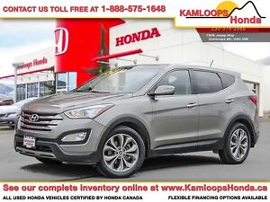2013 Hyundai Santa Fe Limited w/Turbocharged 2.0L Engine