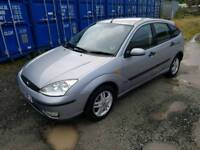 2004 FORD FOCUS 1.6LX 5door VGC