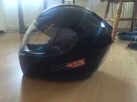 AGV K3 motorbike helmet size XS.