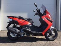 Rieju City Line 125 125cc Touring Scooter - Flexible Payment Terms -Nationwide Delivery Was £3799!