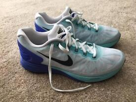 Nike Women's Lunarglide 6 Trainers - Size 7 & Never Worn