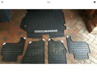 Range Rover mat set