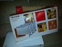 New not used Glen Convector Heater