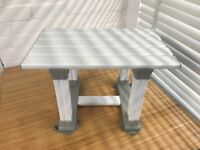 Patterson Medical Slatted bath/shower seat 12 inches/20cm
