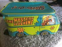 Scooby Doo Mystery Machine Wheeled Case