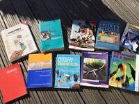 Sport studies and sports development books