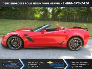 2015 Chevrolet Corvette Z06+3LZ+CONVERTIBLE+5000 KM