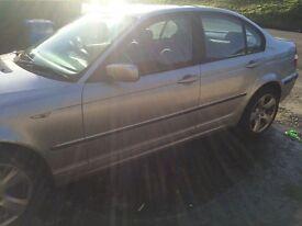 Sliver BMW 2003