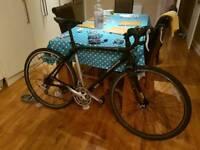 Specialized tricross road bike